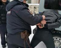 Росгвардейцы поймали и отвезли в полицию двух воров