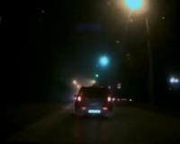 Водитель скрылся. Момент столкновения автомобилей попал в объектив видеорегистратора