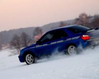 Зимние автозабавы