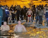 Где в Смоленске разрешено окунаться на Крещение?