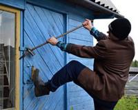 В деревне Киселевка произошло ограбление дома