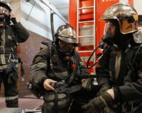В Ярцево произошел пожар в пятиэтажном доме