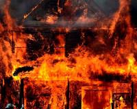 9-летний мальчик смог спасти из огня сестру и брата