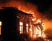 Пожилая женщина оказалась в огненной ловушке