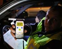 Автоинспекторы поймали еще одного пьяного водителя