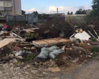 Жители Смоленской области пожаловались на свалку под окнами дома