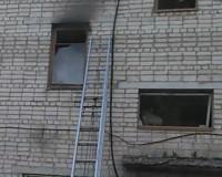 Видео: В микрорайоне Южный произошел пожар
