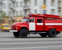 Неосторожное обращение с огнём привело к пожару
