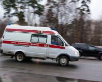 Молодая женщина пострадала в ДТП