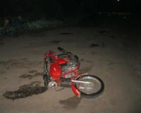 В Смоленской области молодой мотоциклист разбился насмерть