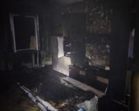Стали известны подробности пожара, случившегося на улице Фрунзе (фото)