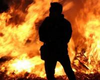 В Смоленской области при пожаре погиб избитый мужчина