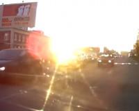 Видео: Водитель легковушки выехал на встречку