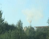 Жители Смоленского района пожаловались на странные выбросы с местного предприятия (фото)