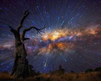 Смоляне могут увидеть первый весенний звездопад