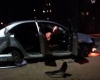Фото: Пьяный автомобилист стал виновником жёсткой аварии