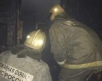 В Краснинском районе после пожара нашли труп