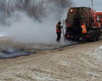 Дорожникам хотят разрешить класть асфальт в дождь и снег