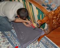 Жительницу Сафонова обманул мебельщик