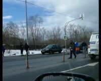 Отрезало ноги. На Рославльском шоссе произошло смертельное ДТП с пешеходом