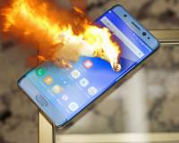 Роскачество назвало причины взрывов аккумуляторов телефонов