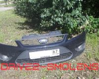 Водитель потерял часть своего автомобиля