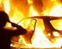 Смолянин, желая отомстить, подпалил автомобиль своего соседа