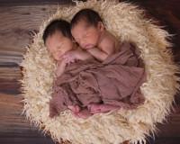 В Смоленске в мае родилось две двойни