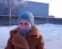 Спасайся от холода, кто как может!