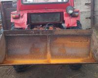 В Смоленске подростки украли часть трактора