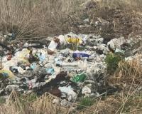 В Смоленской области убрали огромную свалку