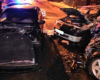 В Рославле произошла серьезная авария (фото, видео)