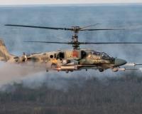В Смоленской области на видео сняли вертолетные учения