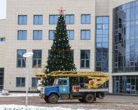 Еще одна новогодняя ёлка появилась в Смоленске
