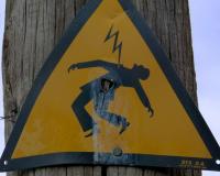В Смоленской области стропальщик погиб от удара током