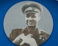 На ВДНХ вернули портрет уроженца Смоленской области Юрия Гагарина