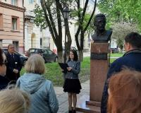 В Смоленске отпраздновали день рождения Бориса Васильева