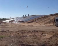 Под Смоленском к завершению близится реконструкция мусорного полигона