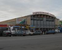 Фото: Заднепровский рынок будет реорганизован