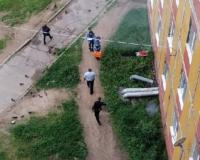 В Смоленской области 47-летний мужчина выпал с 9 этажа