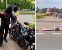 Погибший в жуткой аварии мотоциклист ехал на свидание к девушке (фото)