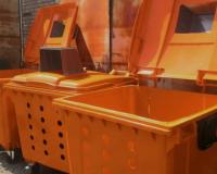 В Смоленской области закупили 150 специальных мусорных контейнеров