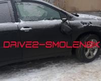 Неадекватный мужчина повредил несколько автомобилей в Заднепровском районе (фото)