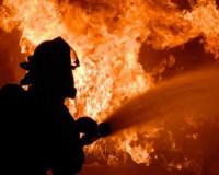 В Смоленском районе пожар унес жизнь пожилого мужчины