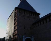 В Смоленске на Копытенской башне стартовали реставрационные работы