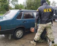 Нелегального оружейника поймали в Смоленской области (видео)