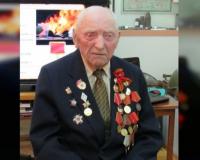 Губернатор Смоленской области поздравил ветерана ВОВ Ивана Глазкова со 100-летним юбилеем