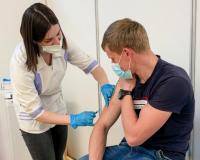 Обновленный график работы мобильных пунктов вакцинации от ковида