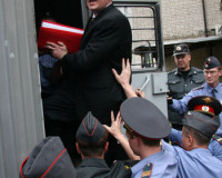 Качановский будет встречать Новый год в СИЗО
