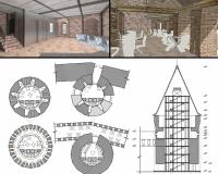 Ресторан современной кухни может появиться в одной из башен крепостной стены в Смоленске